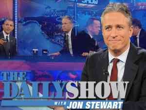 Jon Stewart's The Daily Show