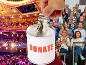TV and Broadway Free Donated tickets