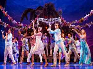 Broadway Show Escape to Margaritaville