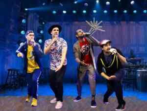 Free Style Love Supreme on Broadway with Lin-Manuel Miranda