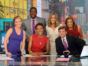 The Hosts of Good Morning America