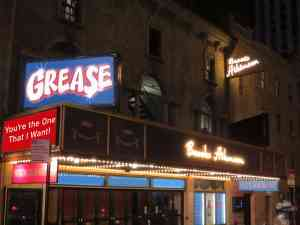 Grease - You're the One That I Want Broadway TV Show