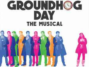 Groundhog Day the musical comes to Broadway