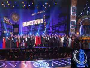 Hadestown Wins Best Musical at the 73rd Annual Tony Awards
