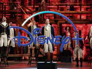 Hamilton on Disney+