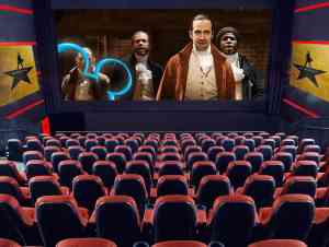 Disney Brings Hamilton To Movies