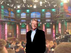 The Jerry Springer Show takes its set to Stamford, Connecticut