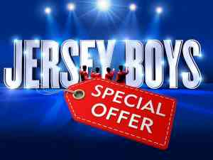 Jersey Boys Broadway Discount Tickets