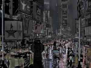 2019 New York City Broadway Black Out