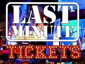last minute broadway tickets