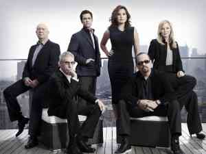 Law and Order is one of New York City's favorite TV shows