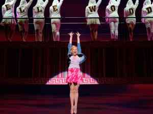 Legally Blonde performance airs on MTV