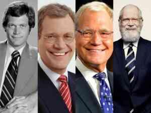 David Letterman Biography