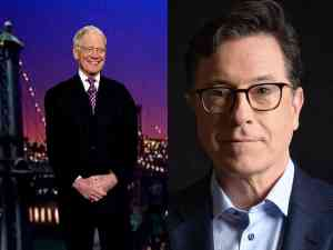 Colbert To Take Over Late Show From Letterman