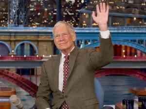 David Letterman Final Show