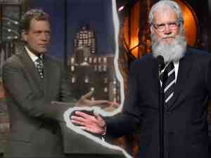 David Letterman Announces Retirement