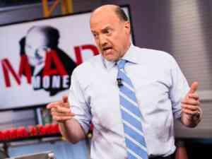 Host of Mad Money Jim Cramer