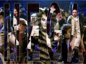 Mega Broadway Musicals Image