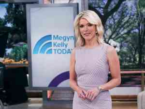 Megyn Kelly as host of the third hour of the Today Show
