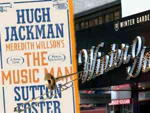 The Music Man on Broadway at the Winter Garden