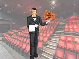 Broadway Ticket Guy