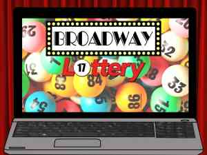 Online Broadway Ticket Lotteries