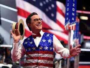 Stephen Colbert Politics