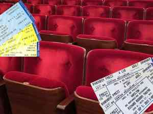 Broadway Tickets and Seats