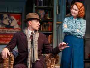 Broadway Show Present Laughter