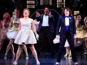 Prom on Broadway