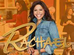 Rachael Ray cooking talk show