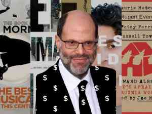 Scott Rudin Broadway Producer Reduces Ticket Prices Coronavirus