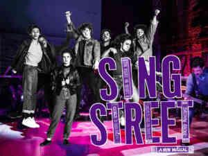 Sing Street Musical Broadway