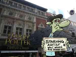 Broadway Starving Artists Ticket Discounts