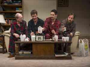 Broadway Show Straight White Men