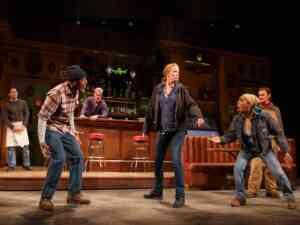 Broadway Show Sweat
