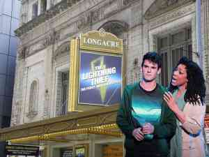 The Lightning Thief on Broadway