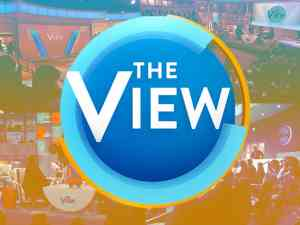 The View Logo