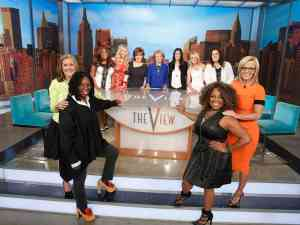 Current and Past hosts of The View