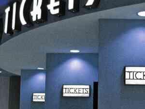 Broadway Ticket Vendors