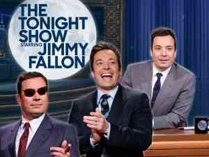 The Tonight Show with Jimmy Fallon on NBC