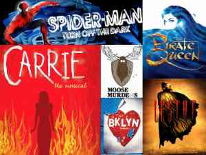 Worst Broadway Show Posters