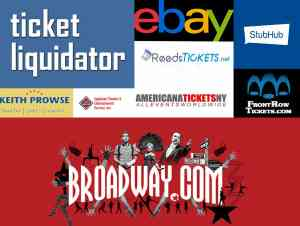 Top Ticket Broker Logos