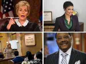 Popular TV Show judges