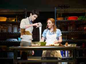 Waitress on Broadway