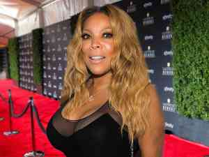 Wendy Williams Walks The Red Carpet at the Source Awards in NYC