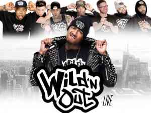 Wild 'N Out Live returns to NYC