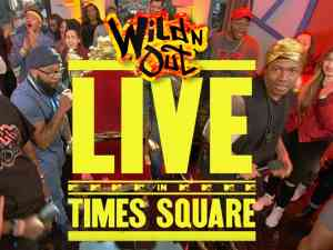 Wild'N Out Live at Time Square on MTV
