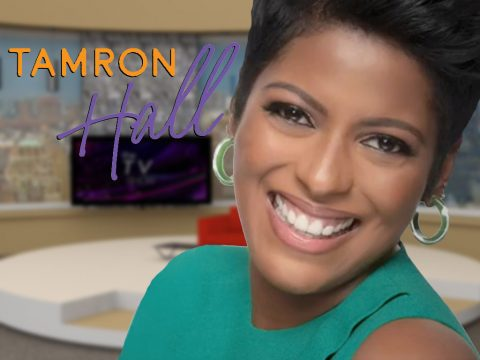 Tamron Hall Morning Talk Show on ABC