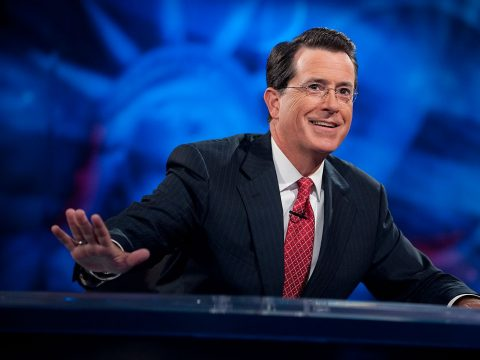 Colbert Report Featured Image